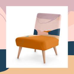 Arizona Patterned Chair