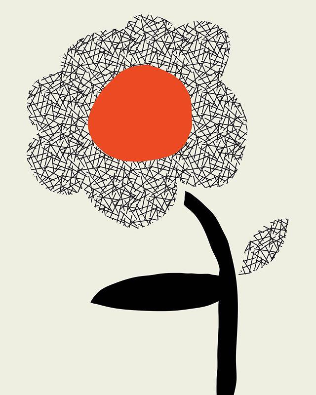 Dancing flower ._._._._._._