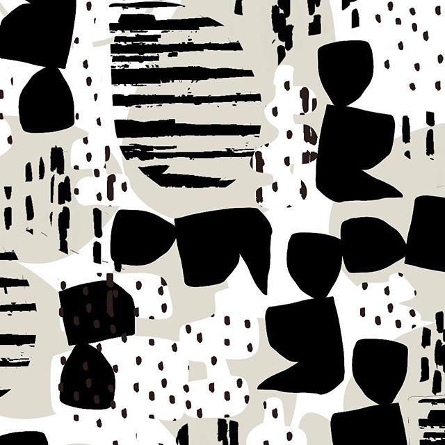 Pattern doodling 〰️_._._._
