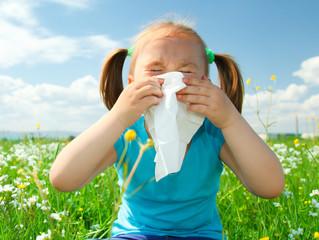 乾草熱(Hay fever)與花粉過敏