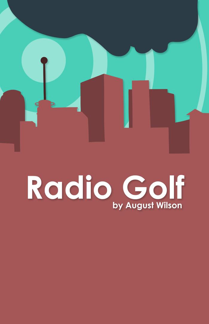 Radio Golf Poster