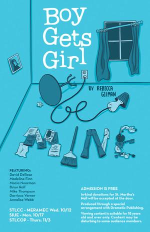 Boy Gets Girl Poster