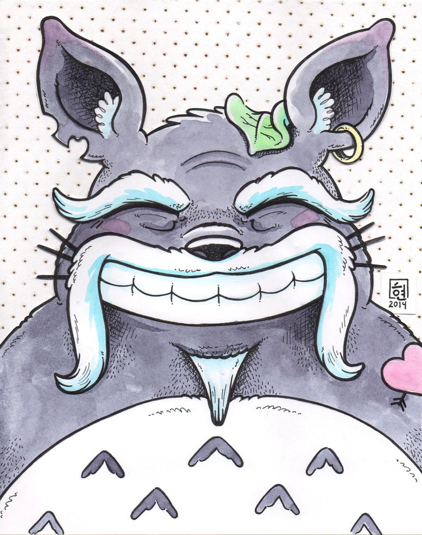 """""""Elder Totoro"""""""