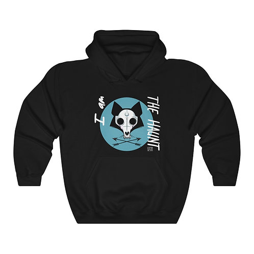 """I am the Haunt"" Hooded Sweatshirt"