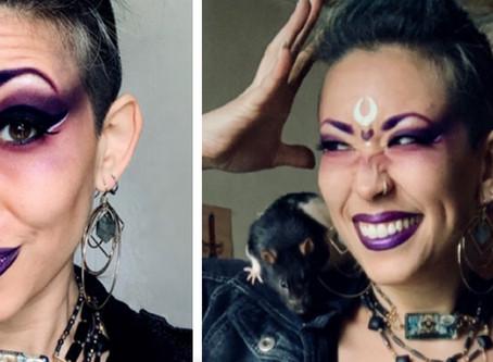 Kawaii Wild Child Makeup Tutorial