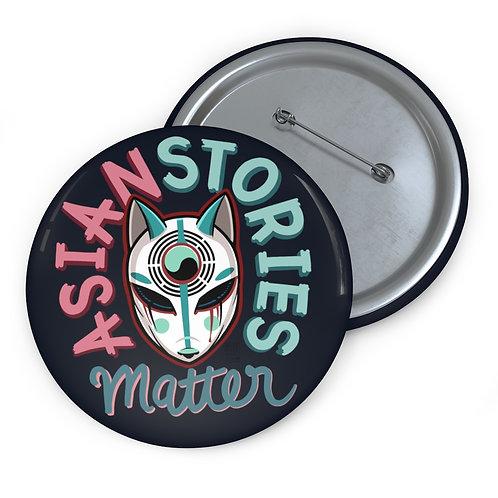 """""""Asian Stories Matter"""" buttons"""