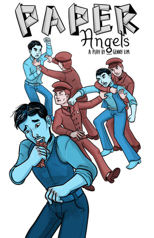 Paper Angels Poster