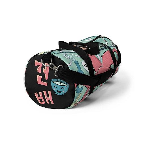 """""""Gunbae"""" Duffel Bag"""