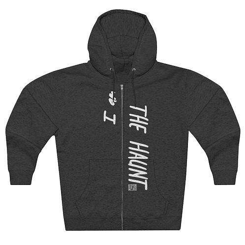 """I am the Haunt"" Premium Zip Hoodie"