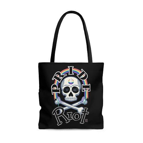 """""""Pride Riot"""" tote bag"""
