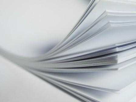 RFB esclarece insumo na impressão de papel