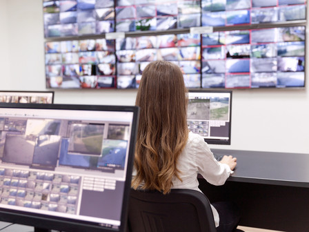 RFB: Monitoramento eletrônico é serviço de vigilância