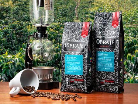 Café Obraje Ganador de la Taza de la Excelencia