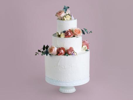 Como escolher o bolo de casamento?