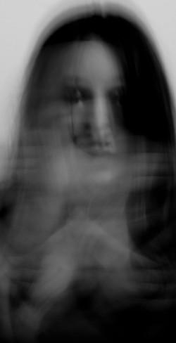 Safaa Mazirh, Autoportrait, #7