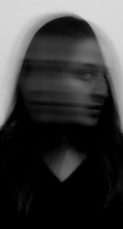 Safaa Mazirh, Autoportrait, #10
