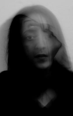 Safaa Mazirh, Autoportrait, #9