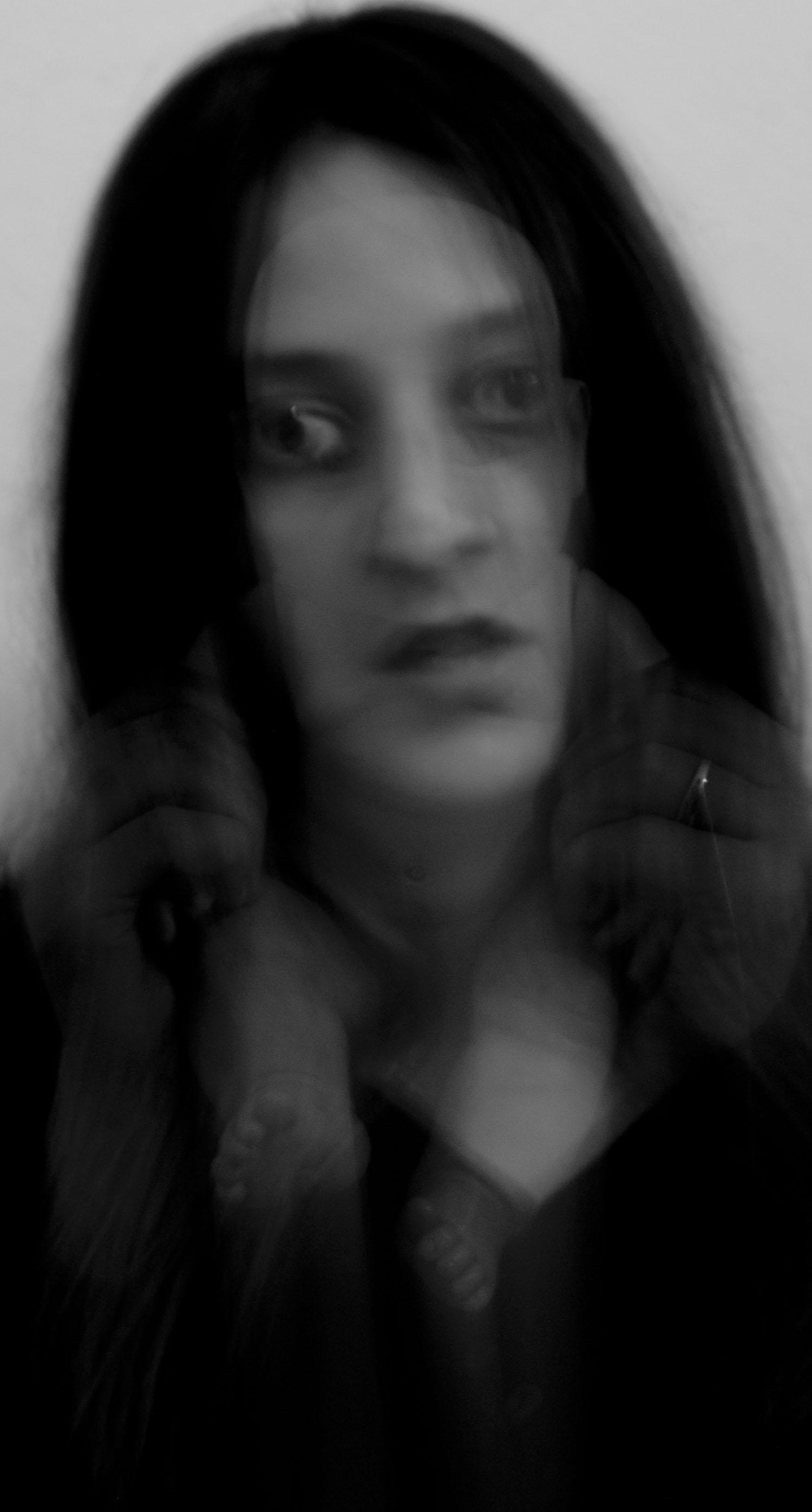 Safaa Mazirh, Autoportrait, #6