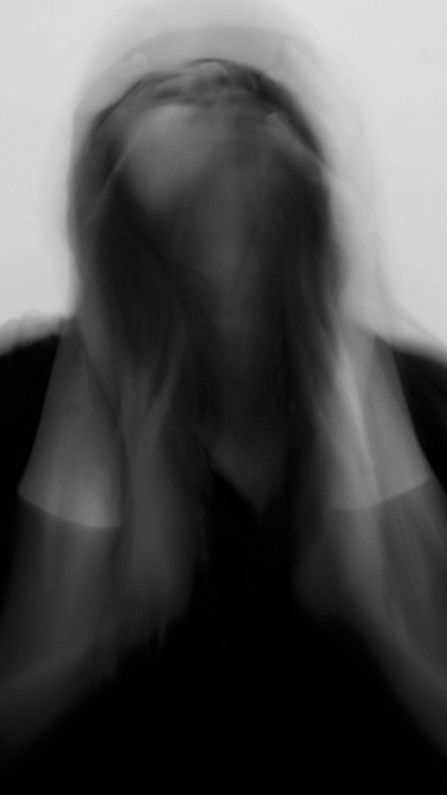 Safaa Mazirh, Autoportrait, #3