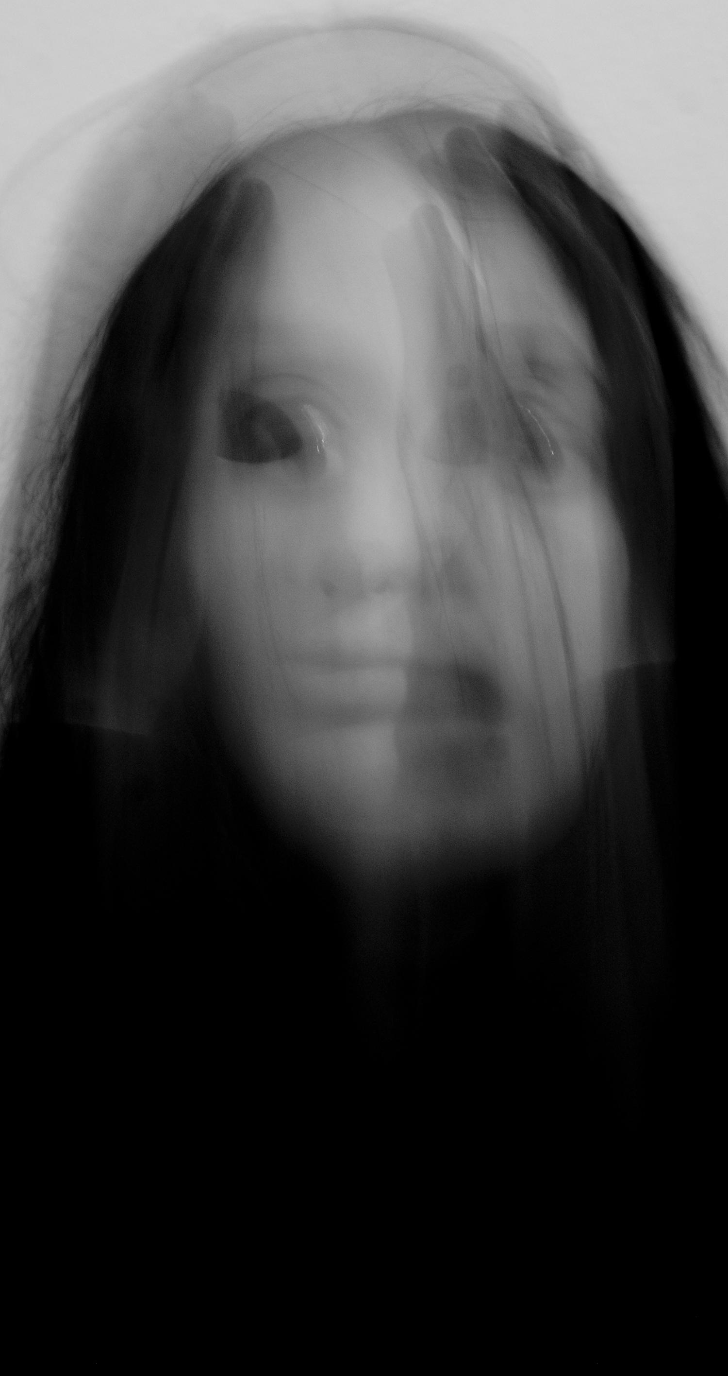 Safaa Mazirh, Autoportrait, #8
