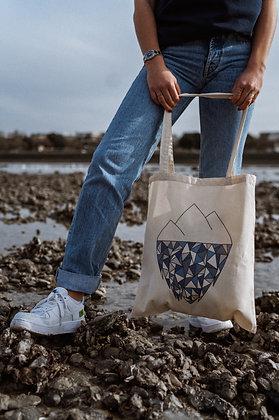 Naturel Bag l Tote Bag bio à impression Numérique
