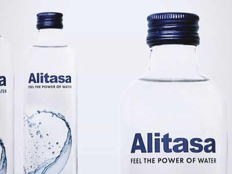 Drinking water is important, but why choose ALITASA water?