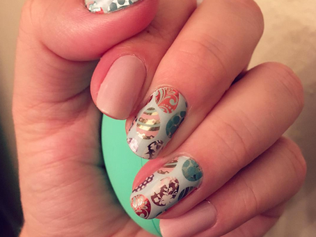 These Easter Egg Nails Are Perfect For Anyone With a Sweet Tooth