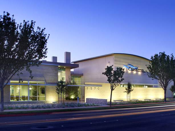 Coast Community College District Headquarters, Costa Mesa, CA