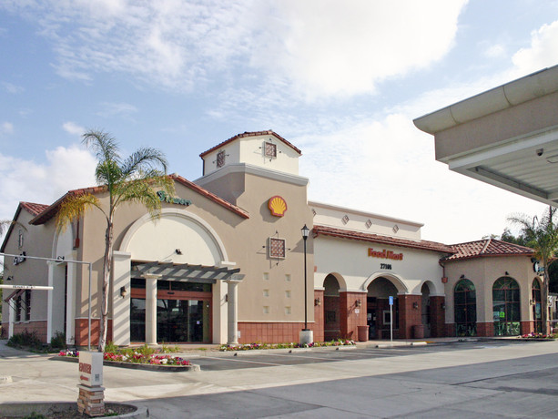 San Juan Capistrano Gas Station