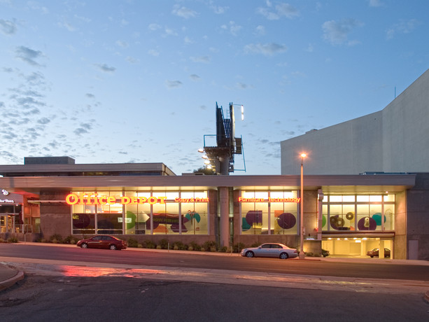 Beverly-Pico Mixed-Use Center