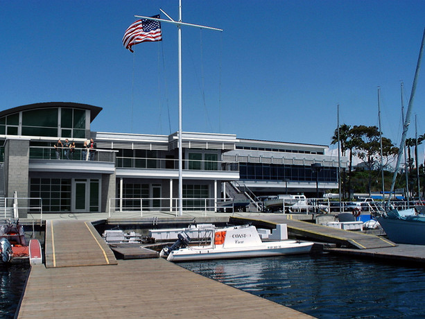 Orange Coast College School of Sailing and Seamanship