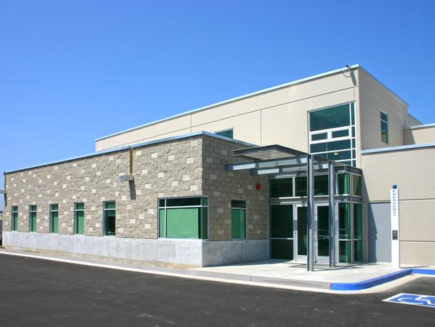 Coast Community College Transportation Maintenance Facility