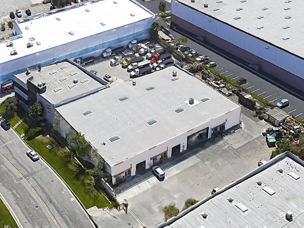 Los Angeles Times Distribution Center