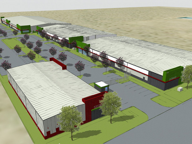 California City Industrial Center
