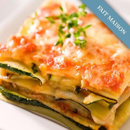 Lasagnes Végétarienne (400g)