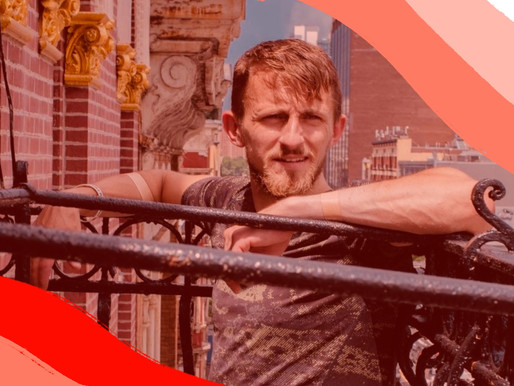 """""""The city is your gym,"""" with personal trainer Chris Kubick"""