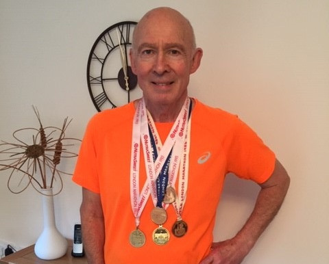 Graham's story: Running saved my life