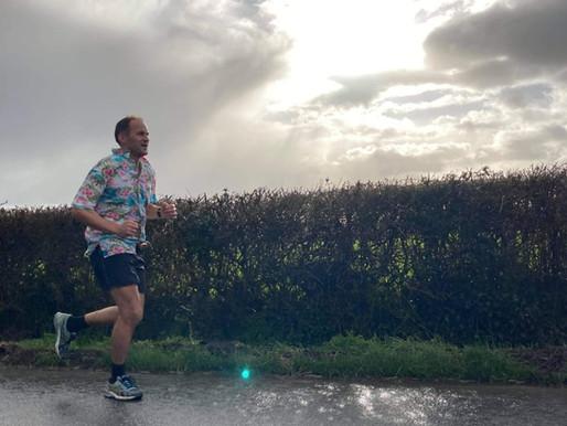 Tom Mills kept running