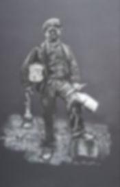 JOHN DAVIES AT 12 YEARS named by Artist.