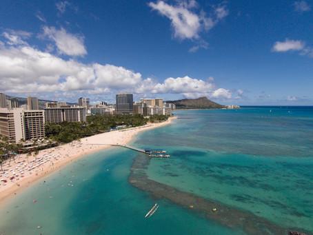 ワイキキ 〜Hawaii:A Bird's eye〜