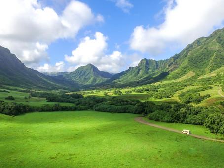 クアロアランチ 〜Hawaii:A Bird's eye〜