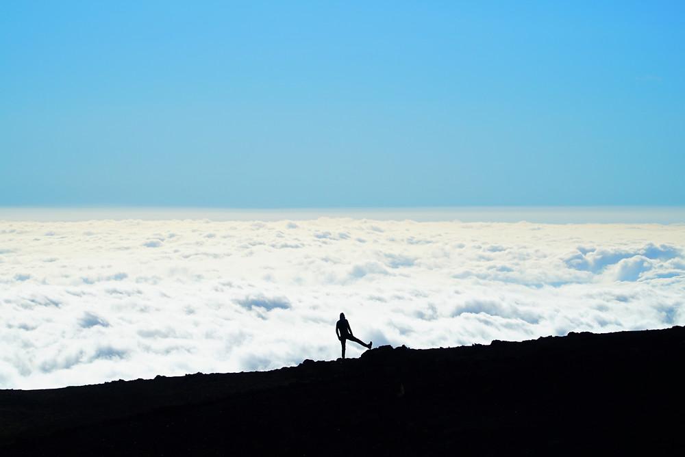 Haleakala Summit: Sonyα7RⅡ AF-S NIKKOR 70-200mm f/2.8G ED VR II (PHOTO/Tomohito Ishimaru)