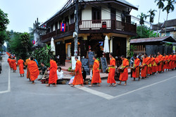 LAOS Luang Phabang