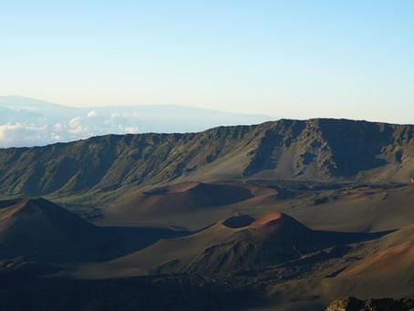 """マウイ島の象徴""""Haleakala""""  が山岳撮影におすすめな理由"""