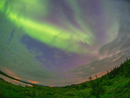 旅グラファー in アイスランド 〜夏のオーロラ〜