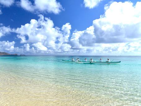 "〜Lanikai beach〜 ハワイ在住フォトグラファー""Maru""のこの一枚"