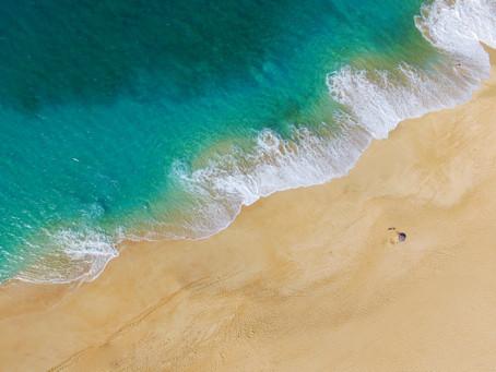 Log Cabins beach 〜Hawaii:A Bird's eye〜