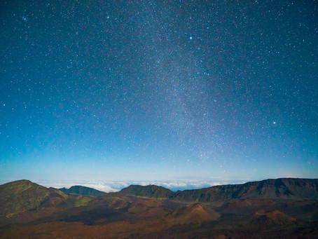 地球を感じる写真。宇宙を感じる写真。