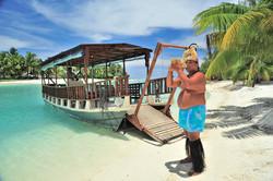 COOK IS. Aitutaki
