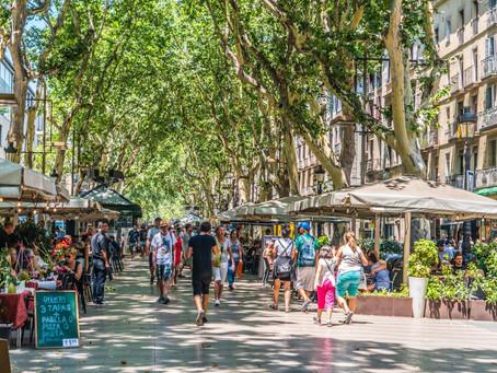 ハワイ発 旅グラファー@バルセロナの市場にて思う